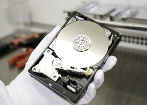 Восстановление данных с жесткого диска ноутбука