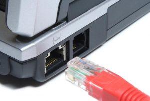 Ремонт и замена LAN разъемов (портов) ноутбука