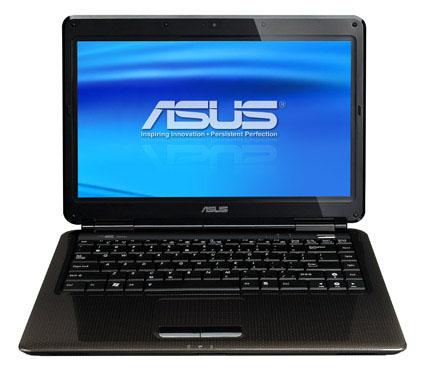 Ремонт ноутбука Asus K40